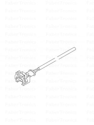 Webasto kabel v. doseerpomp + stekkers