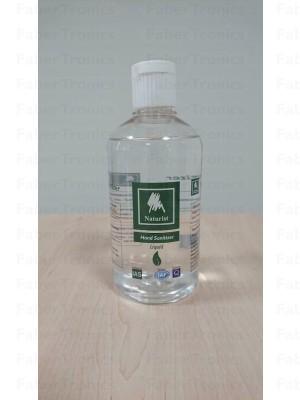 Naturist hand sanitizer 70% alcohol - 500 ML