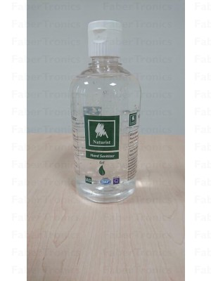 Naturist hand gel 70% alcohol - 500 ML