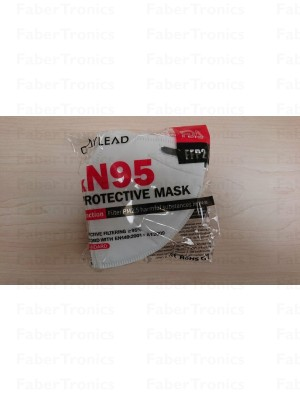Daylead KN95, FFP2 Beschermend masker - 5 stuks