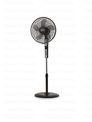 Argo Standy Zwart - ventilator