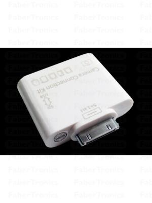 Ipad 1/2 USB en geheugenkaart adapter