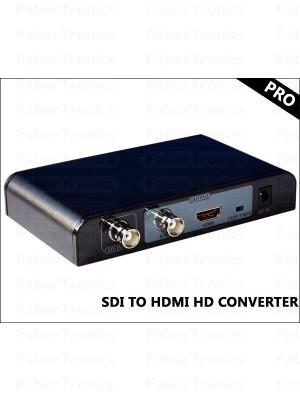 SDI naar HDMI Pro met doorlus