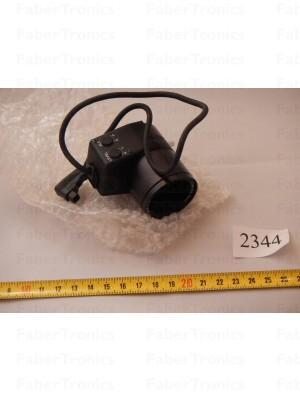 CCTV Cameralens 1:14/3.3-8mm *zie omschrijving