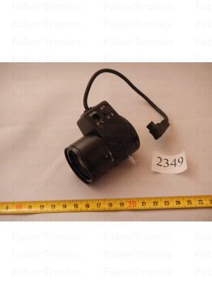CCTV Cameralens Tokina 1:14/3.3-8mm *zie omschrijving