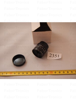 CCTV Cameralens 8mm F1.3  *zie omschrijving