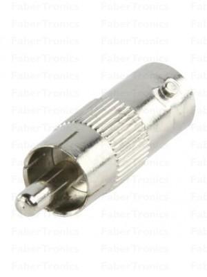 RCA naar BNC adapter