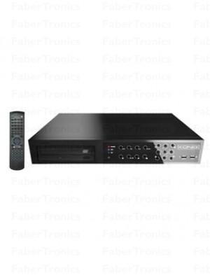König 16 kanaals harddisk recorder met LAN