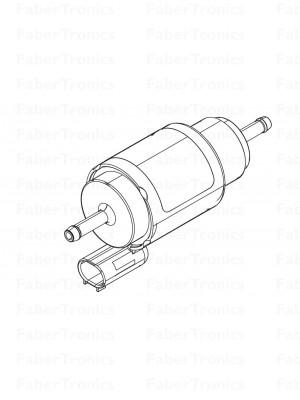 Webasto DP42 24V doseerpomp - brandstofpomp