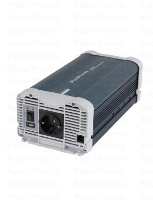 Xenteq Inverter Zuivere sinus PPI 1000-224 24V-230V
