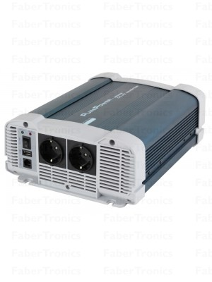 Xenteq Inverter Zuivere sinus PPI 2000-248 48V-230V