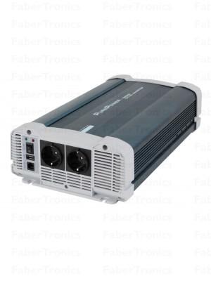 Xenteq Inverter Zuivere sinus PPI 3000-224 24V-230V