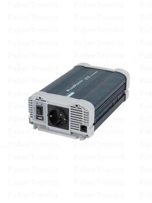 Xenteq Inverter Zuivere sinus PPI 600-212 12V-230V