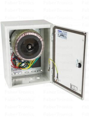 Xenteq Scheidingstransformator TR 3000-22 230V-230V