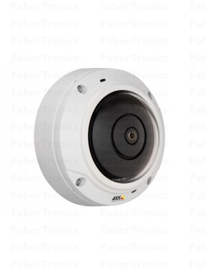 Axis M3027-PVE panoramic 5MP IP camera