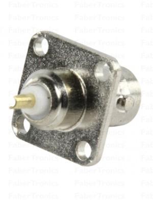 BNC kontra plug chassisdeel