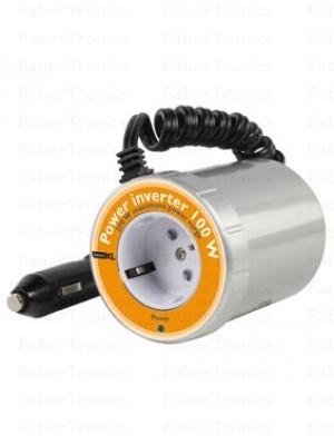BasicXL omvormer 12-230V 100W