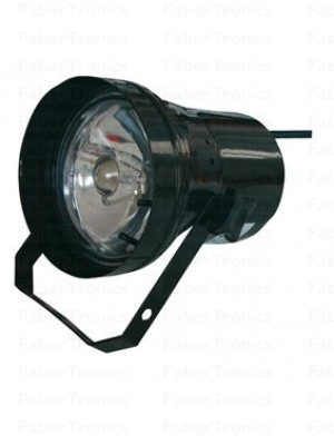 Pinspot inclusief lamp