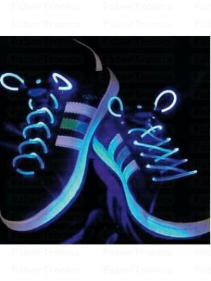 LED schoenveters Blauw