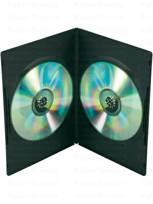 DVD box 2 voudig Slim