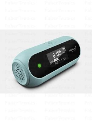 Huma-i HI-120 draagbare luchtkwaliteitsmonitor (VOC, PM2.5 & PM10)