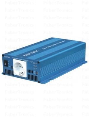 Cotek SK 350-224 zuivere sinus omvormer 24-230V 350W