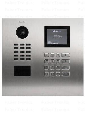 DoorBird IP Deurintercom D21DKH voor appartementen en verzamelgebouwen