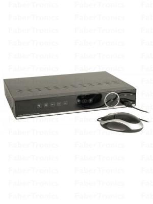 Digitale videorecorder met ingebouwde harde schijf van 1 TB