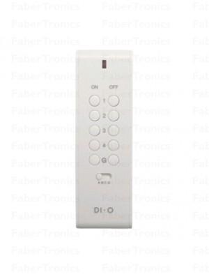 DIO 35 16-kanaals afstandsbediening wit