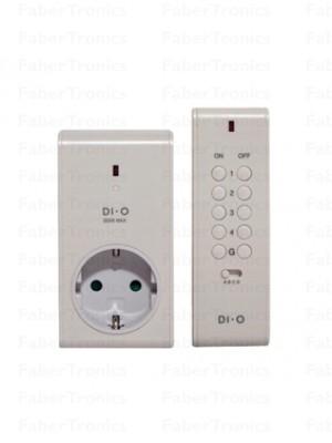 DIO 52 Stekker dimmermodule met afstandsbediening