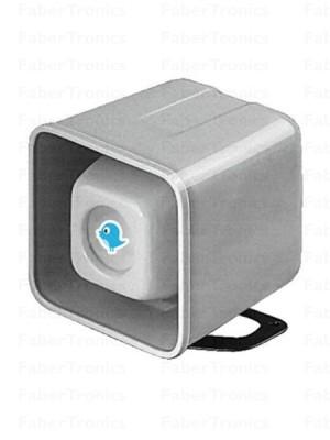 DoorBird Combi horn speaker/sirene A001 voor BirdGuard 100dB