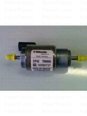 Webasto DP42 12V doseerpomp - brandstofpomp