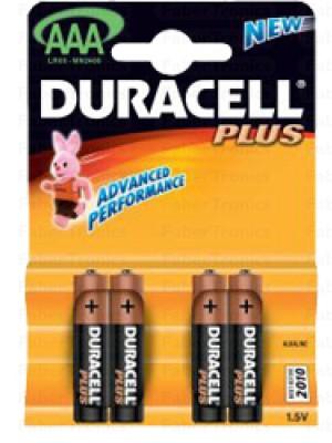 Duracell Plus AAA
