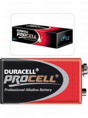 Duracell ProCell 9V batterij