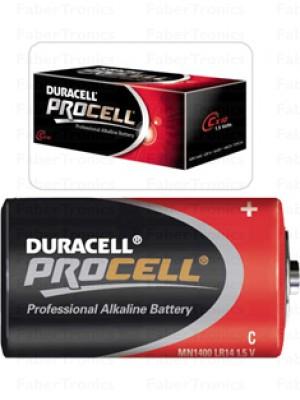 Duracell ProCell C batterij