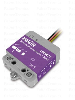 LMM21 dimmer micromodule