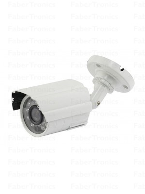 Compacte HD 1.3MP IP camera met IR