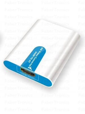 HDMI naar composite converter mini - Huismerk