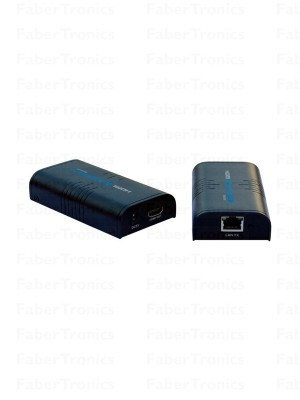 HDMI extender over TCP/IP LAN - Huismerk