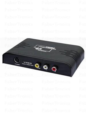HDMI naar composite converter - Huismerk