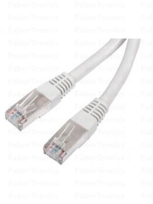 Cat 6 FTP Netwerkkabel 1m