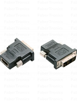 DVI naar HDMI verloop