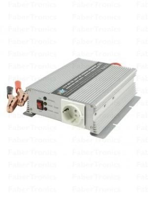 HQ omvormer 12-230V 600W