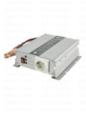 HQ omvormer 24-230V 600W