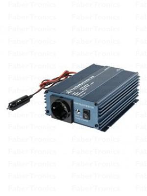HQ omvormer 24-230V 150W Zuivere sinus