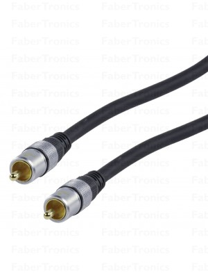 HQ RCA kabel 2,5m