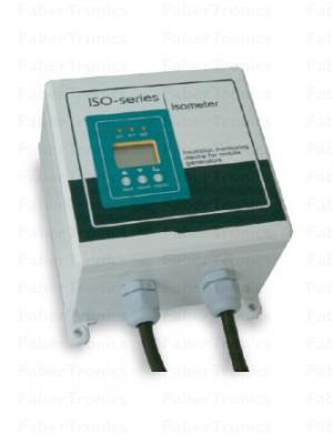 ISO 230 Isolatiewachter