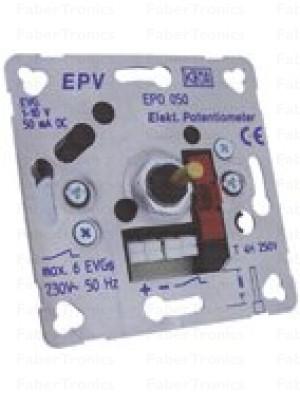 Klemko LED lichtregeling 1 - 10V POT-MTR-INB/K
