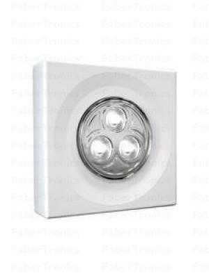 ALED-003 Draadloze LED spot