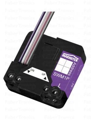 SWM1P Zonnewerings schakelaar microModule